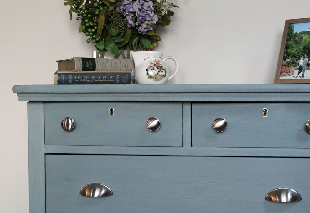 How To Use Milk Paint On A Dresser, Milk Paint Furniture